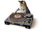Suck UK - Cat DJ Scratchpad