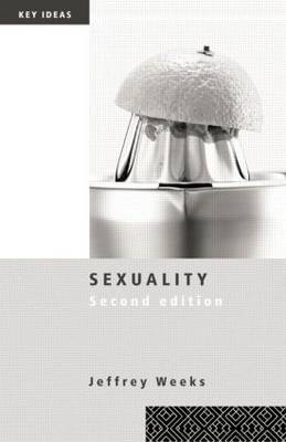 Sexuality by Jeffrey Weeks image