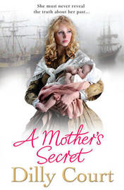 A Mother's Secret by Dilly Court image