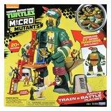 Teenage Mutant Ninja Turtles: Micro Mutant Playset - (Raph's Train & Battle)