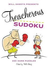 Treacherous Sudoku by Will Shortz image