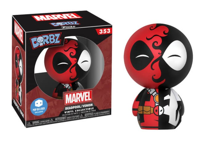 Marvel: Deadpool/Venom - Dorbz Vinyl Figure image