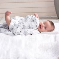 Aden + Anais: Classic Swaddle - Lovebird (4 Pack Swaddling Wraps) image