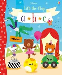 Lift-the-Flap abc by Hannah Watson