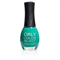 Orly Colorblast Bold Green Crème (11ml)