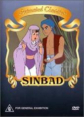 Sinbad on DVD