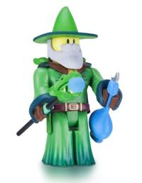 Roblox: Core Figure Pack - Emerald Dragon Master