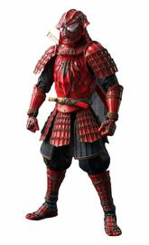 Meisho Manga Realization Samurai Spider-Man - Action Figure