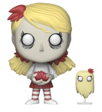 Don't Starve - Wendy with Abigail Pop! Vinyl Figure