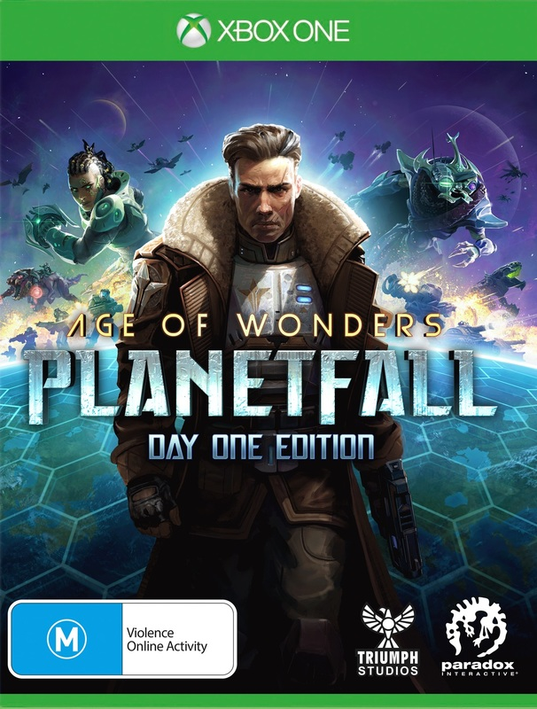 Age Of Wonders: Planetfall Day One Edition for Xbox One