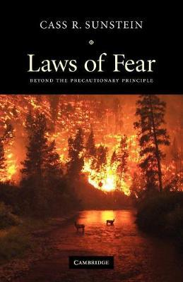Laws of Fear by Cass R Sunstein