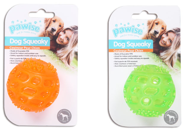 Pawise: Squeaky Ball - 5.5 cm