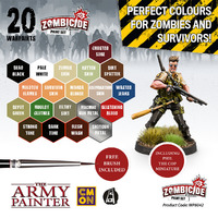 Army Painter Zombicide: 2nd ed. Paint Set