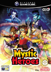 Mystic Heroes for GameCube