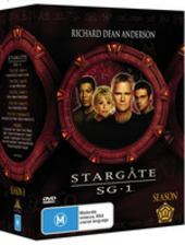 Stargate SG-1 - Complete Season 8 (6 Disc Box Set) on DVD