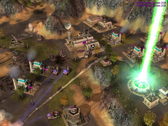 Command & Conquer Generals: Zero Hour for PC Games image