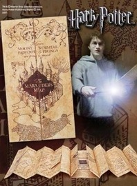 Harry Potter Marauder's Map Replica