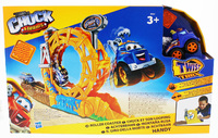 Tonka Chuck & Friends - Roller Coaster w/Handy the Tow Truck image