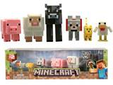 Minecraft Animal 6 Figure Pack Series 2