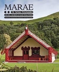 Marae Te Tatau Pounamu by Muru Walters