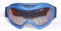 Mountain Wear Adult Goggles: Blue (G1474D)