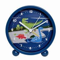 BobbleArt: Dinosaur Alarm Clock - Blue