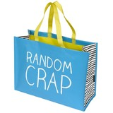 Happy Jackson Random Crap Shopper Bag
