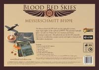 Blood Red Skies: German BF ME-109- Squadron