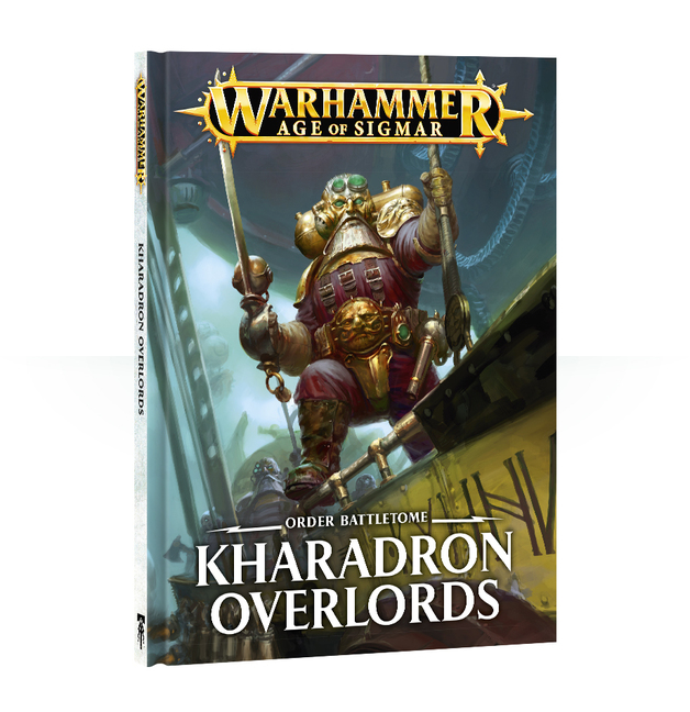 Warhammer Age of Sigmar Battletome: Kharadron Overlords