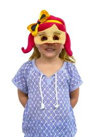 The Wiggles: Emma - Plush Face Mask
