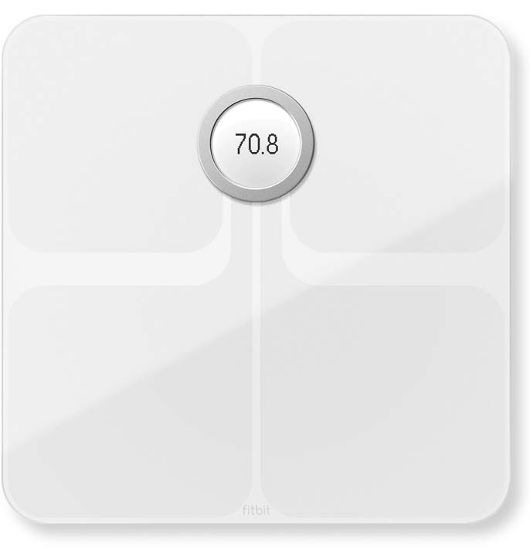 Fitbit Aria 2 Smart Scale - White image