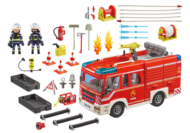 Playmobil: City Action - Fire Engine (9464)