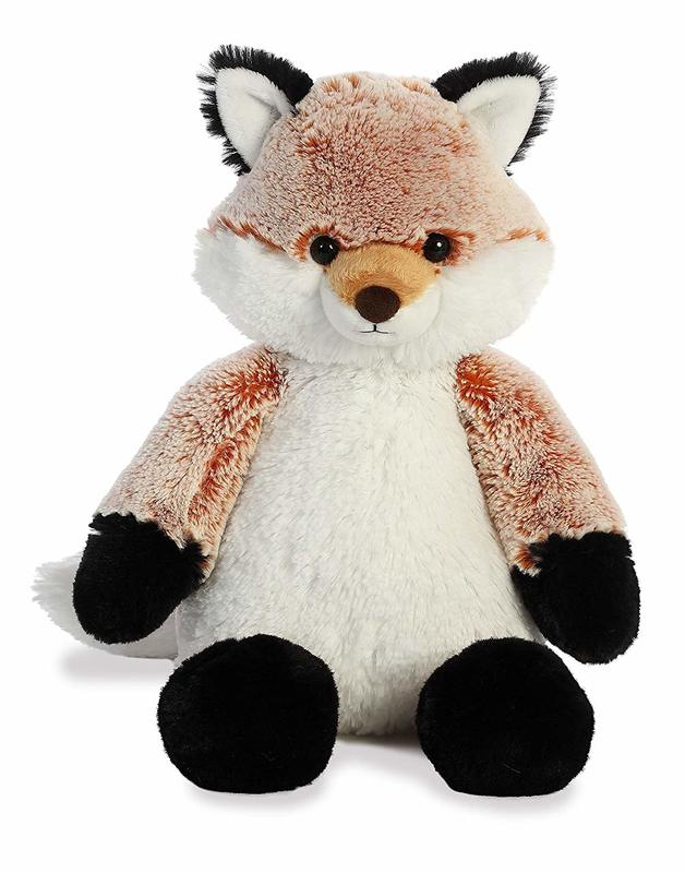 "Aurora: Sloan Fox - 12"" Sweet & Soft Plush"