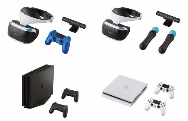 PlayStation 4 & PlayStation VR Collection - Blind Box