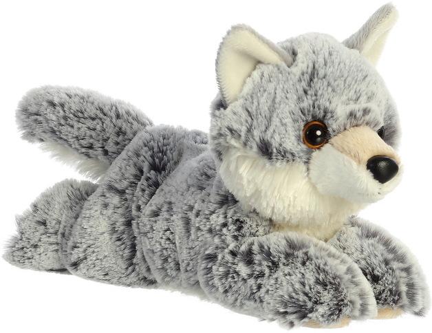 Aurora: Mini Flopsie - Winter Wolf