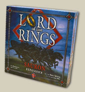 Lord of the Rings: Sauron Expansion