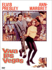 Elvis:  Viva Las Vegas on DVD