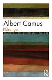 L'Etranger by Albert Camus