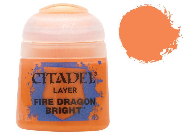 Citadel Layer: Fire Dragon Bright image