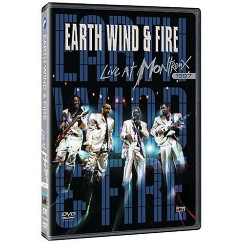 Earth, Wind And Fire - Live At Montreux 1997 on DVD