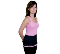 Jolly Jumper Tummy Trainer (Black)