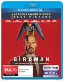 Birdman on Blu-ray