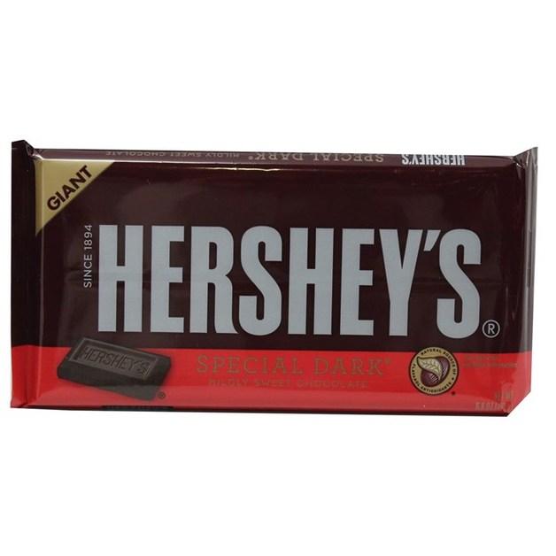 Hershey's Giant Special Dark Chocolate Bar (193g)