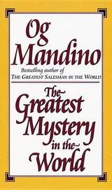 The Greatest Mystery of the World by Og Mandino image