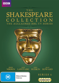 The Shakespeare Collection: Series 6 on DVD
