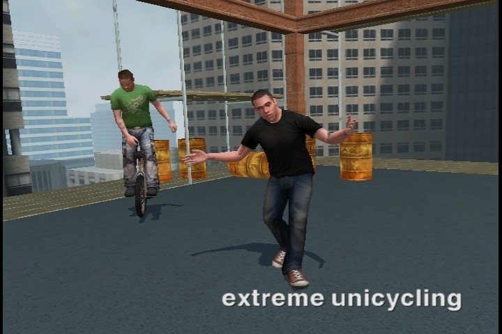 Jackass: The Game for PlayStation 2 image