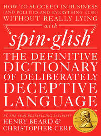 Spinglish by Henry Beard