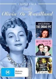 Olivia De Havilland - Triple Pack on DVD