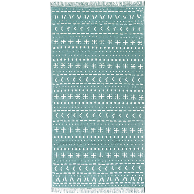 Bambury Nomad Bath Towel (Kingfisher)