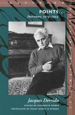 Points... by Jacques Derrida